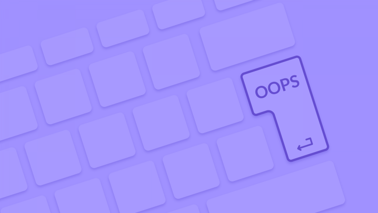 """Oops in enter key, displaying the mistake in funding the so-called """"bad guys"""""""